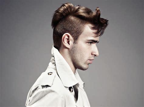 haircut  men  short clipped sides