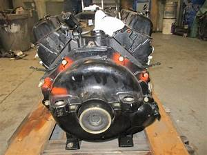 Mercruiser Or Omc 198 Hp V8 Chevy Gm 305 Ci Engine Motor