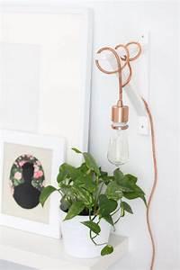 Lampe En Cuivre : le cuivre a l honneur whenshabbyloveschic ~ Carolinahurricanesstore.com Idées de Décoration
