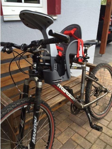 kindersitz fahrrad test weeride kinderfahrradsitz f 252 r vorne komfortabel und