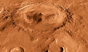Mars' Turbulent Winds Can Make Mountains in Impact Craters ...