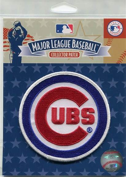 Cubs Chicago Official Team Licensed Patch Baseball