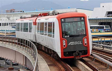 Light Rail by Busan Gimhae Light Rail Transit