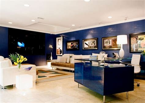 What Does Living Room In by What Color Is Indigo And How You Should Use It