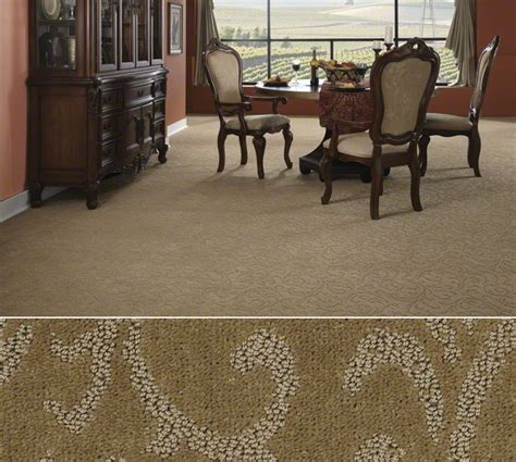 shaw flooring garden glen shaw anso nylon carpet in a distinctive pattern construction style cascade garden in color