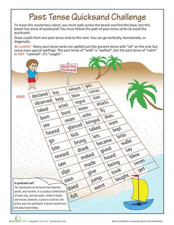 16 grammar practice worksheets for 4th grade education