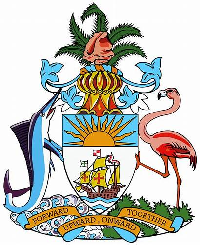 Bahamas Commonwealth Budget Bs Gov Arms Coat