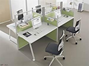 Bureau Bench Et Openspace Kprim System Epoxia Mobilier
