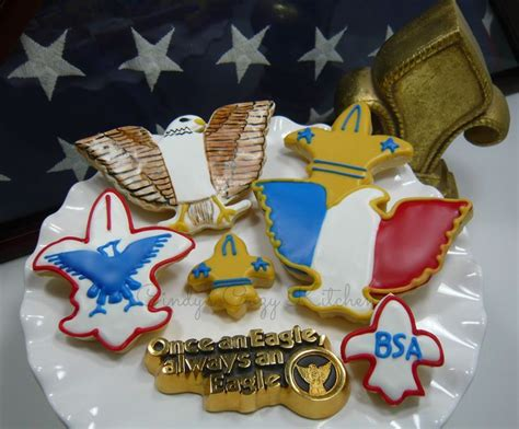 eagle scout cookies  boy scout court  honor