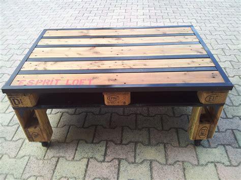 table basse palette industrielle table basse industrielle a faire soi meme lille menage