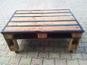 Modele De Table Basse A Faire Soi Meme : table basse industrielle a faire soi meme lille maison ~ Melissatoandfro.com Idées de Décoration