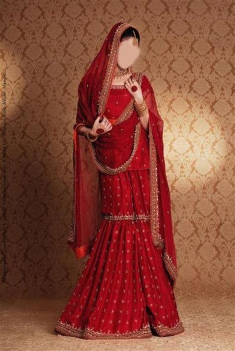 sharara  gharara suit bridal wedding dress designs