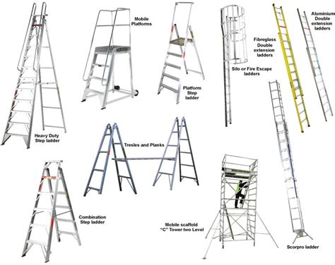 commercial aluminium ladders  ullrich combination