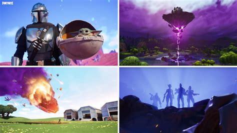 DOWNLOAD: All Fortnite Cinematic Trailer (Seasons 1 - 10 ...
