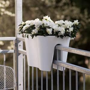 Blumenkasten Für Geländer : steckling original gel ndertopf original balcony ideas ~ Frokenaadalensverden.com Haus und Dekorationen
