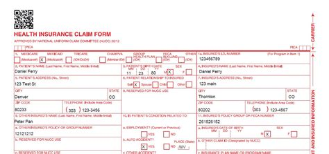 Fillable Cms 1500 Template - Costumepartyrun on agreement form pdf, orthopedic health history form pdf, us passport application form pdf, hcfa 1500 pdf, lyft inspection form pdf,