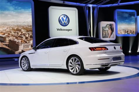 2019 Vw Arteon To Make Us Debut At 2018 Chicago Auto Show
