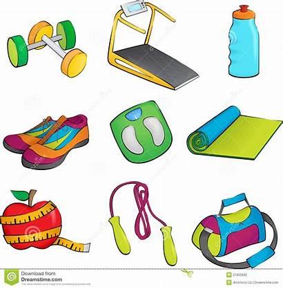 Equipment Exercise Icons