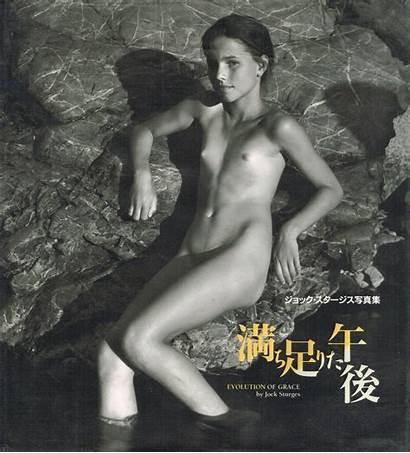 Jock Sturges Nude Misty Dawn Pictorial