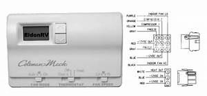 30 Rv Wiring Diagram Coleman Mach Thermostat