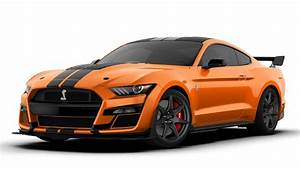 Most Expensive 2020 Mustang Shelby GT500 Costs $107,080