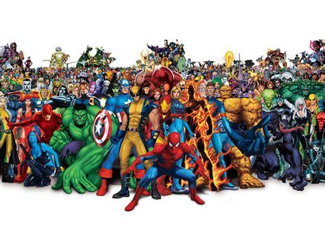 Marvel superhero pictures - Cartoons gallery