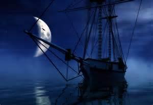 Ghost Pirate Ship