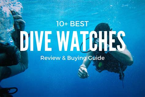 10 Best Dive Watches Review 2018