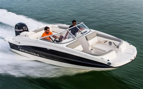 Bayliner 190 Deck Boat Test by Bayliner Fully Revs Its Deck Boat Lineup For 2013 With
