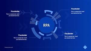 Rpa 4 Steps Diagram Template