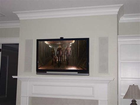 Using In Wall Speakers For Home Theater