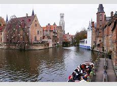A weekend away in Bruges London Evening Standard