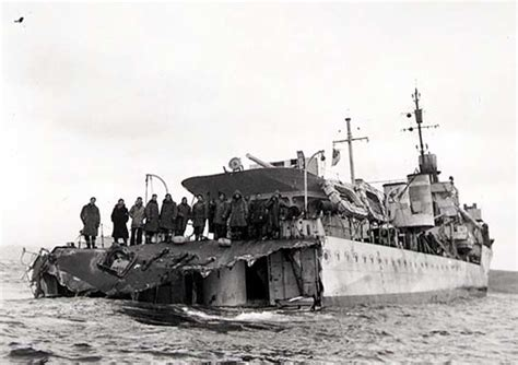 German U Boat Attacks Newfoundland by Submarines Attack In The St Juno Centre
