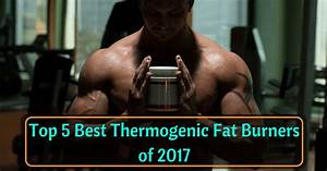 Top 5 Best Thermogenic Fat Burner Of 2017