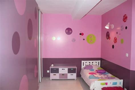 peinture de chambre fille peinture decoration interieur maison quelle couleur pour