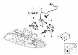 Bmw 528i Repair Kit Headlight  Xenon