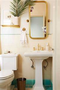 paint colors for small bathrooms The 9 Best Small Bathroom Paint Colors | MyDomaine