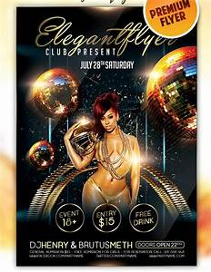 Club Flyer Templates Free | mybissim.com