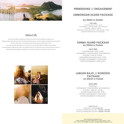 engagement pre wedding destination  lembongan island