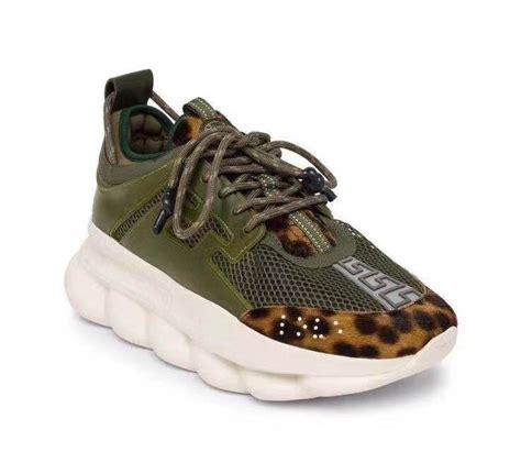 colorcasual chain reaction shoes designer sneakers