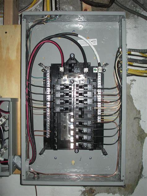 Siemen 200 Panel Wiring Diagram by Port Richmond 100 Service Lauterborn Electric