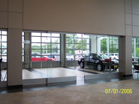 Luther Toyota Golden Valley by Interior Glass Midland Glass