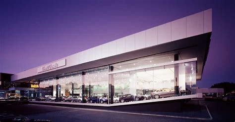 sydney bmw showroom parramatta  architect