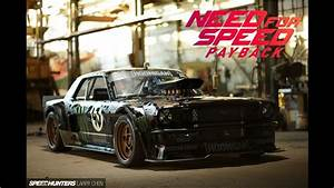 THE HOONICORN BUILD | Need For Speed Payback | Derelict SUPER Build! | Ford mustang 1965, Mustang