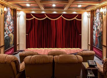 home theater drapes stage curtains custom church curtains home theater drapes