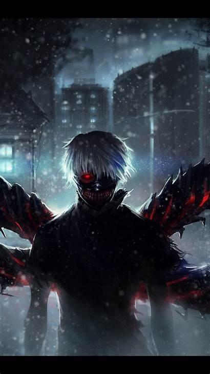 Ghoul Tokyo Kaneki Mask Eye Ken Hair