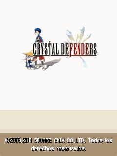 Aparecerá la lista de favoritos disponibles. Descargar juego Cristal Defenders para NOKIA S60 en español gratis