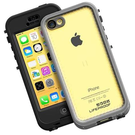 waterproof for iphone 5c lifeproof n 252 252 d waterproof iphone 5c gadgetsin