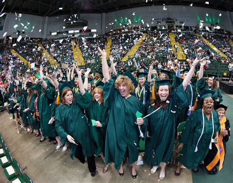 wright state newsroom students graduate fall