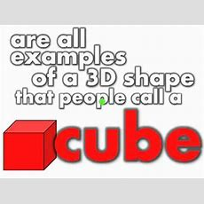 3d Shapes I Know (song For Kids)  Pinky^mus5h Youtube